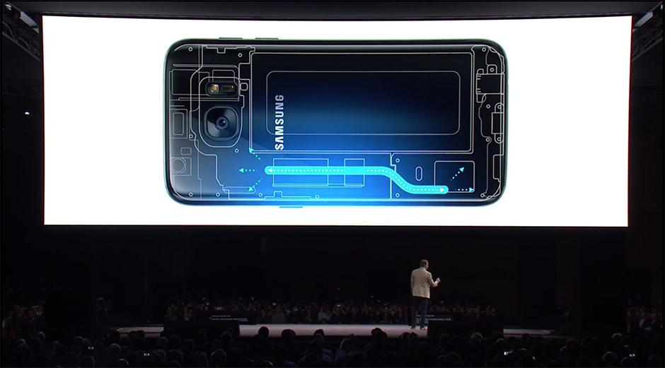 Samsung Galaxy S7 S7 Edge unpack 18
