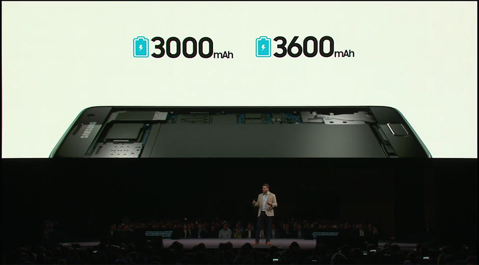 Samsung Galaxy S7 S7 Edge unpack 19