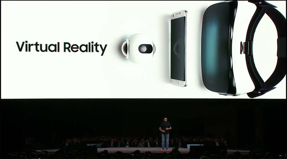 Samsung Galaxy S7 S7 Edge unpack 20
