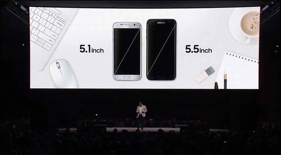 Samsung Galaxy S7 S7 Edge unpack 4