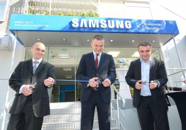 SamsungDemoCenter_RibbonCutting