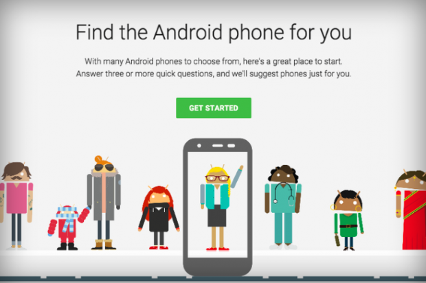 which phone android