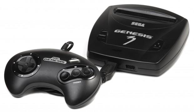 Можете да играете и на Sega Genesis, позната още като Sega Mega Drive