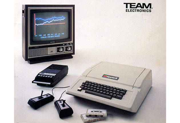 team electronics