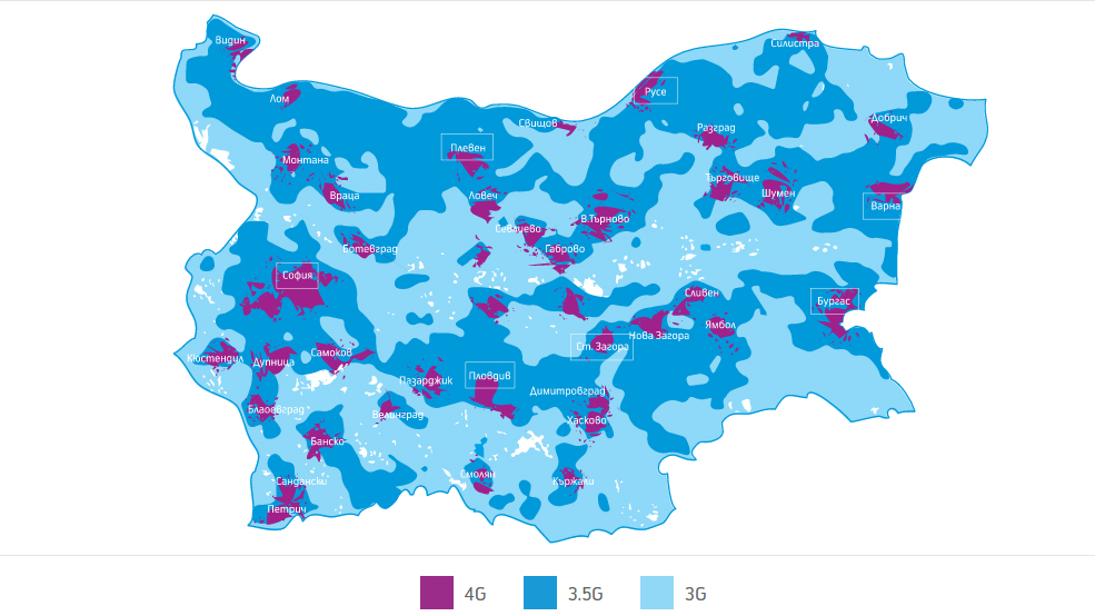 Telenor-4G-map