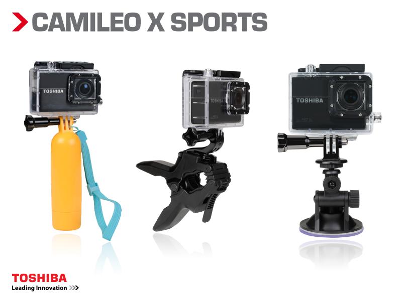 Camileo X-Sports