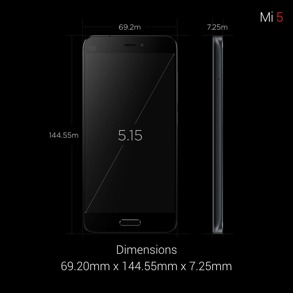 Xiaomi Mi 5 Pic