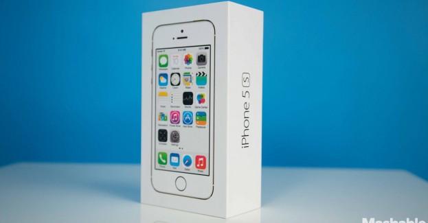 Apple iPhone 5S / Mashable