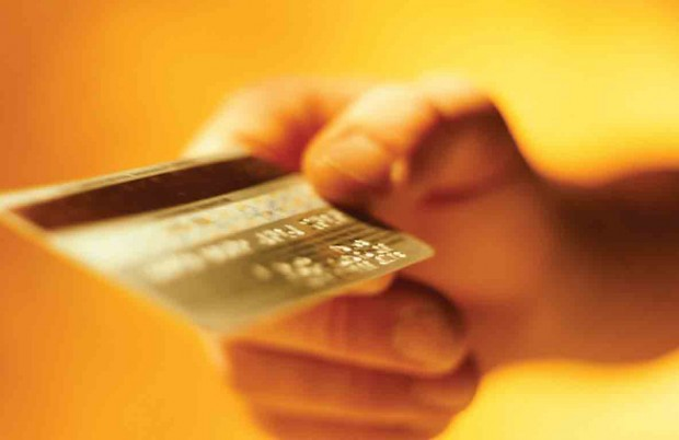 credit-card поведението
