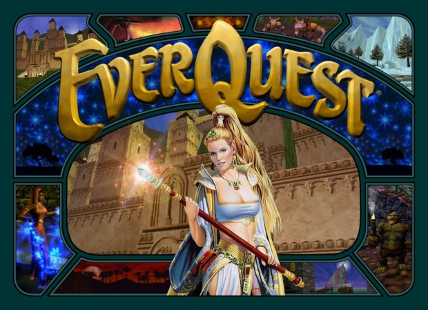 everquest Sony Online Entertainment