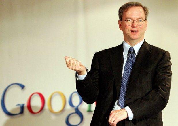 google-chairman-schmidt-interview-1-billion-android-devices