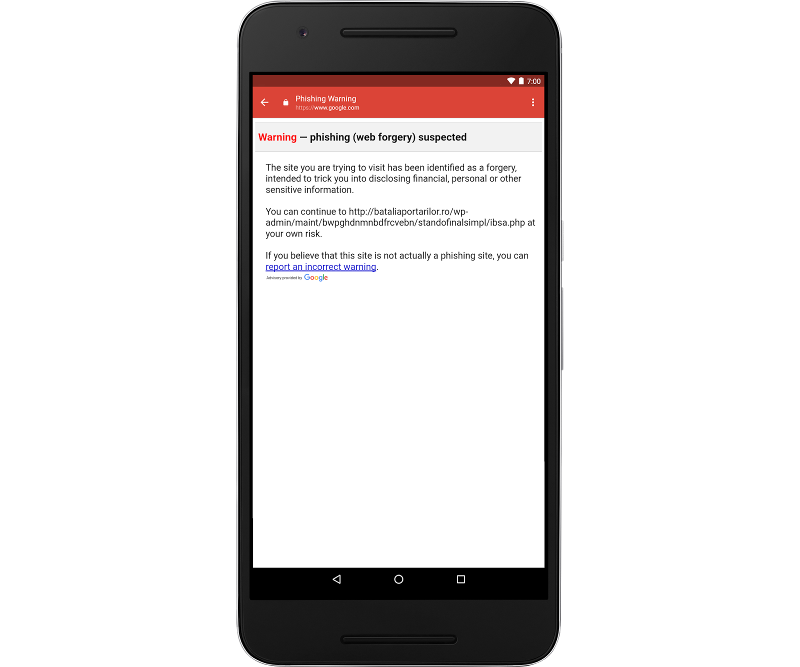 google-gmail-safer-links-on-android