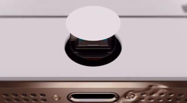 iPhone 5s ad