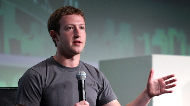 Марк Зукърбърг, създател на Facebook / Mashable