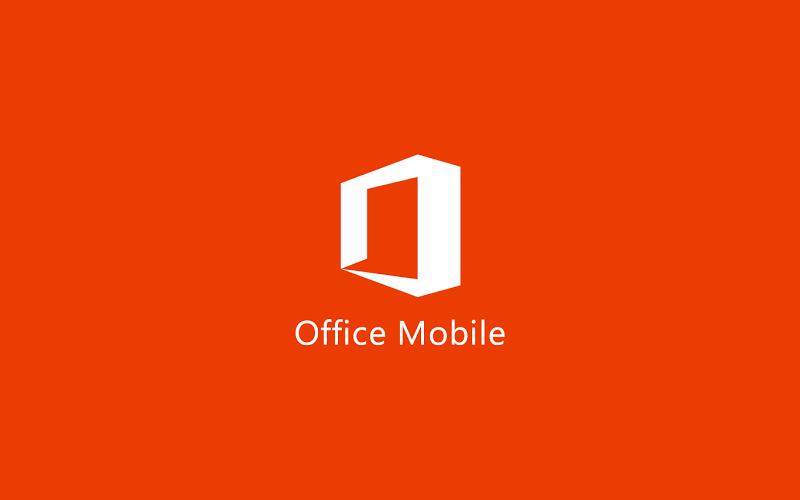 microsoft office mobile ве�е �е подд��жа и за android