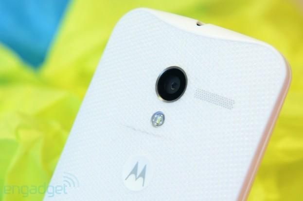 Motorola Moto X / Engadget