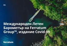 Международен Летен Барометър на Ferratum Group™, издание Covid-19