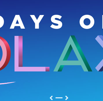 Days of Play във Playstation Store!