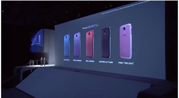 Samsung Galaxy S4 / The Verge