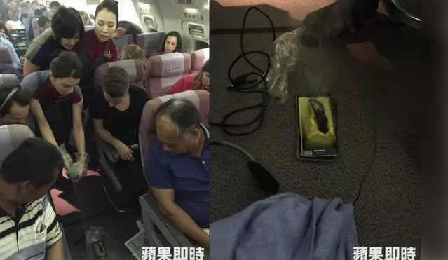 samsung-galaxy-s6-explodes-on-a-plane-2016
