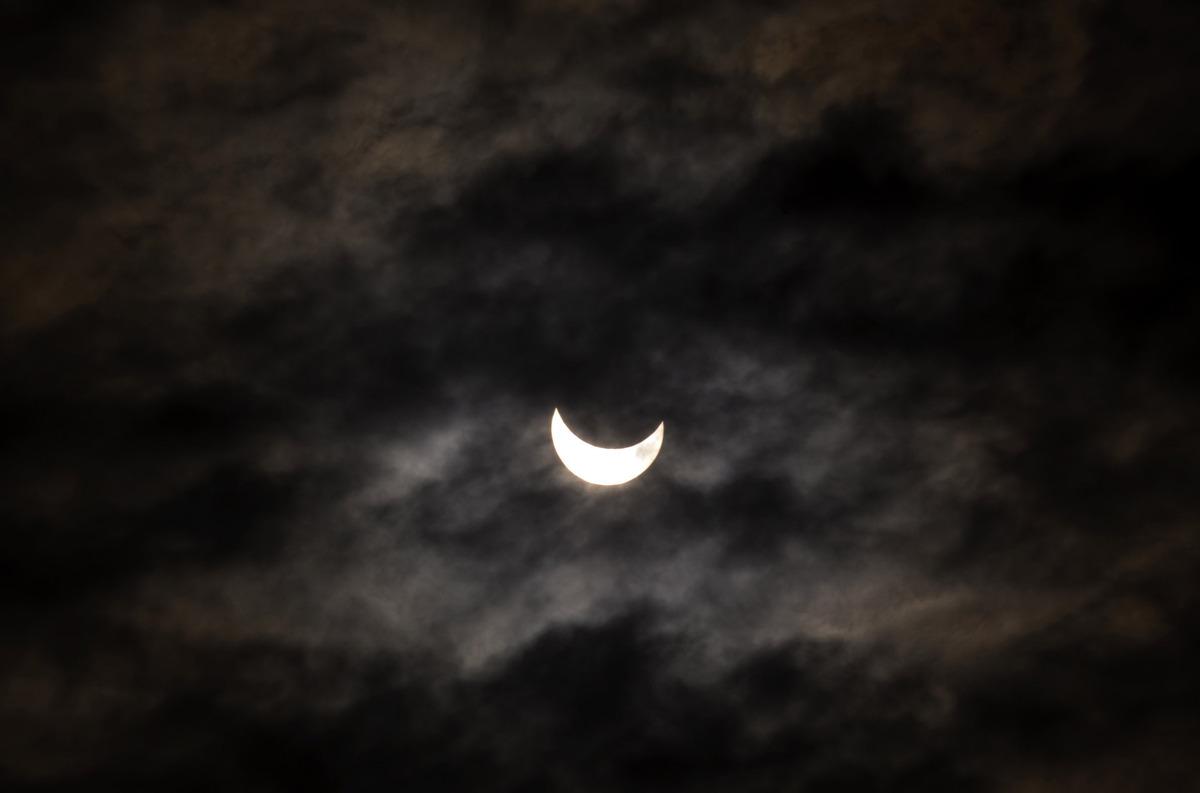 Spain Europe Solar Eclipse