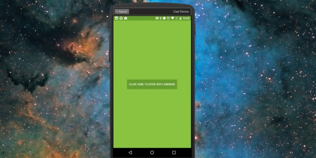 stick-with-android