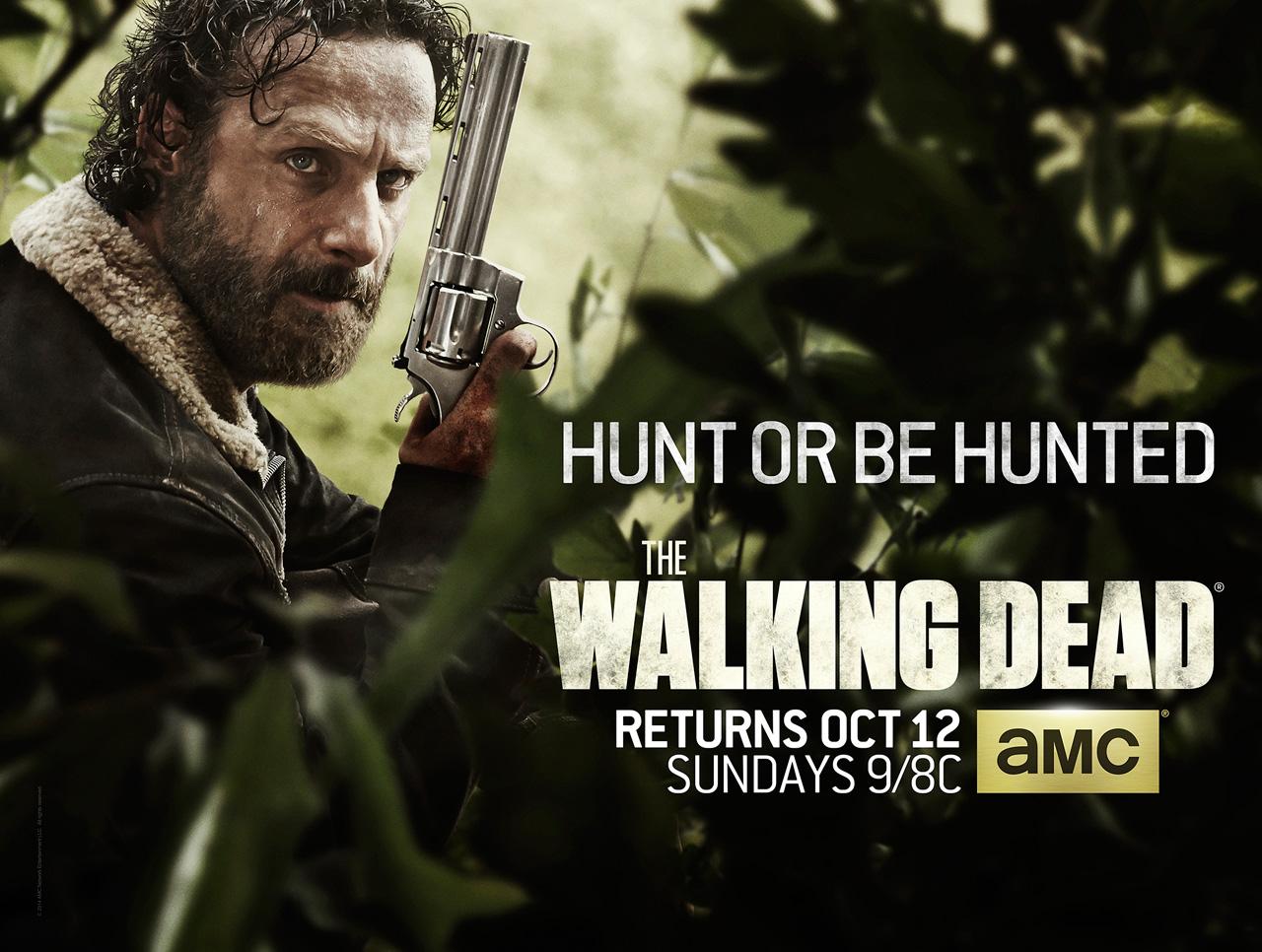 The Walking Dead сезон 5