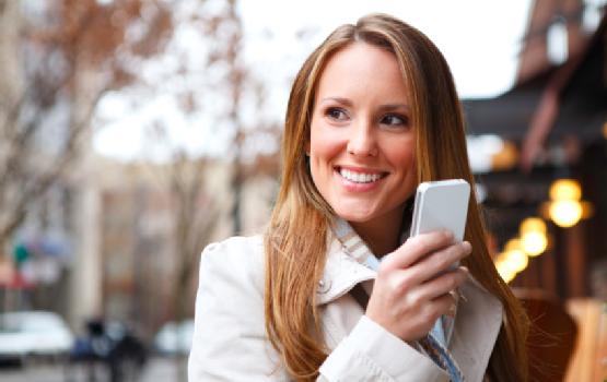 woman-on-smartphone